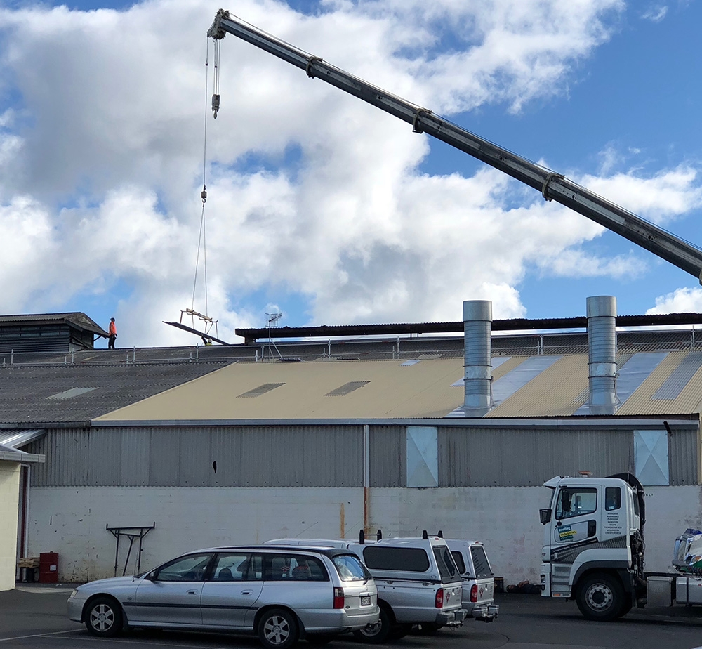 Commercial Roofing Company East Tamaki NZ